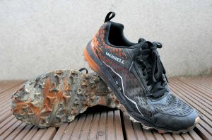 Merrell All Out Crush Tough Mudder